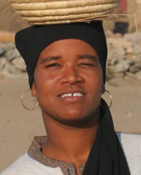 Nubian, Arabized,