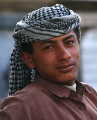 Arab, Northern Yemeni,